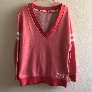 Oversized VS PINK Sweater